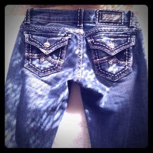 MissMe bootleg jeans